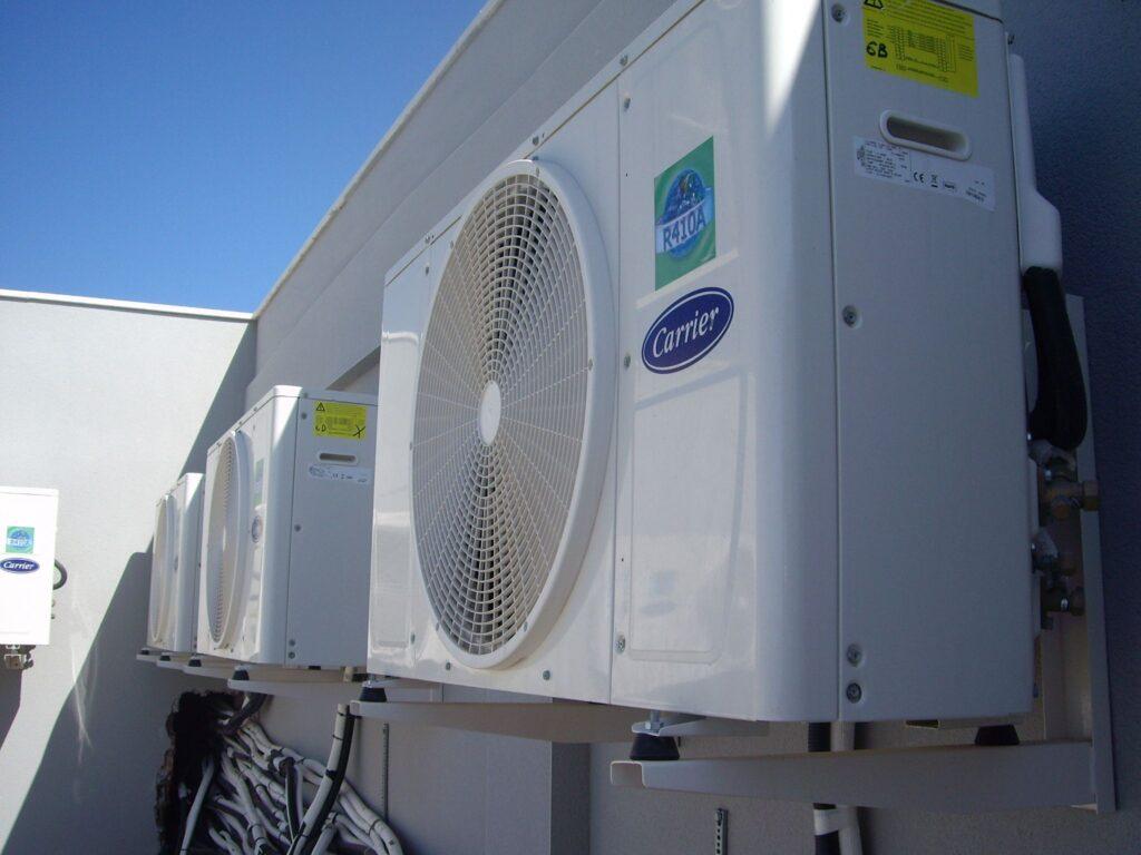 Mantenimiento aparatos de climatización en Murcia