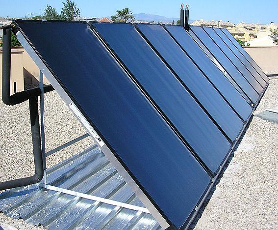 energía solar fotovoltaica vs térmica