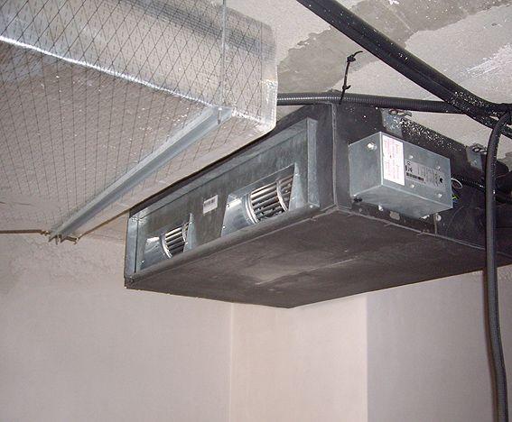 instalación de aire acondicionado por conductos murcia