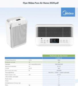 Purificar el aire en hogares