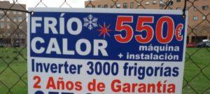 aire acondicionado Murcia