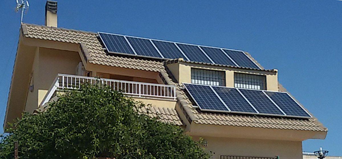 instalación de placas solares en Murcia