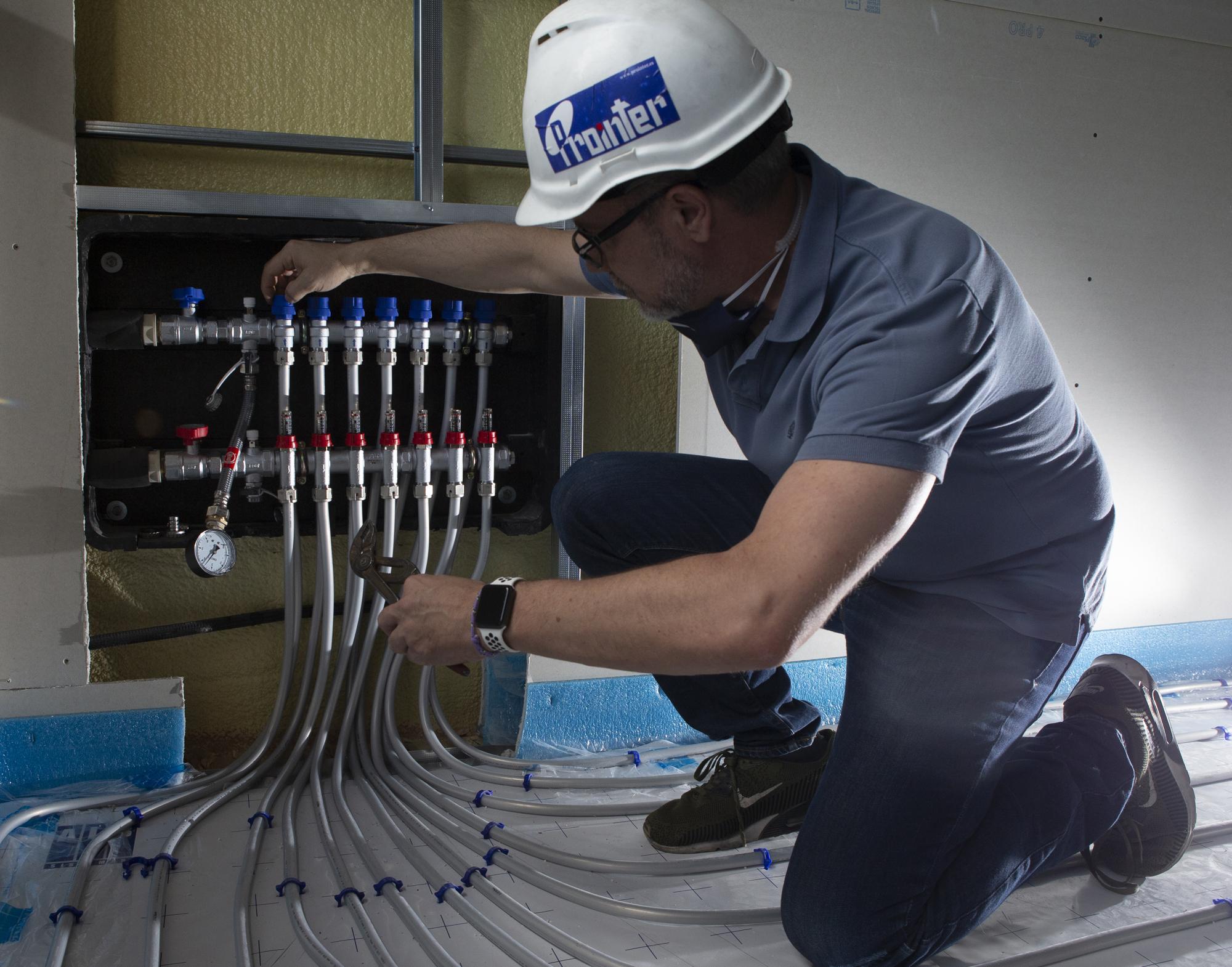 Instalaciones de equipos de climatización y aire acondicionado en Murcia